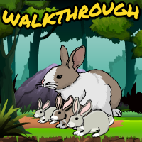 Bunny Kids Escape Walkthrough