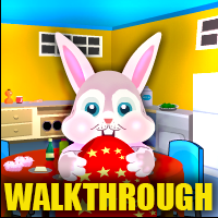 Easter Holiday Home Escape Walkthrough