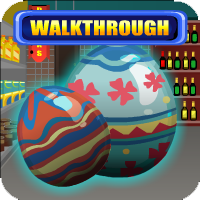Easter Supermarket Escape Walkthrough