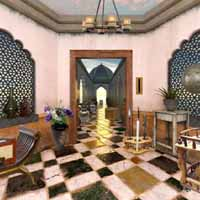 Escape Game Arabian Palace