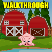 Farmhouse Pig Escape Walkthrough