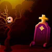 Find Spooky Treasure: Broomstick