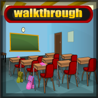 G4E High School Escape Walkthrough