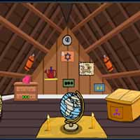 Genie Little Room Escape 4