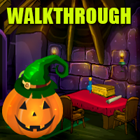 Halloween Door Celebration Escape Walkthrough