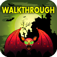 Halloween Green House Escape Walkthrough