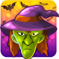 Halloween Green Witch Escape 2018