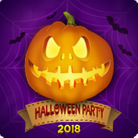Halloween Party Escape 2018