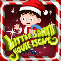 Little Santa House Escape