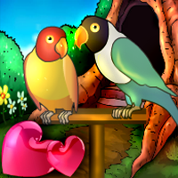 Love Birds Escape 2019