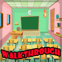 New High School Escape Walkthrough