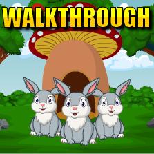 Bunny Kids Rescue Walkthrough