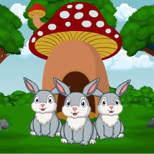 Bunny Kids Rescue