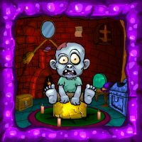 Scary Halloween Zombie Rescue