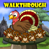 Thanksgiving Chicks Rescue Walkthrough